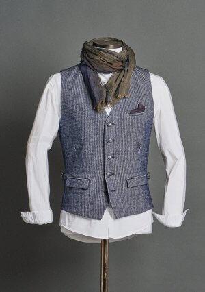 2aefe7555469 DORNSCHILD - Designer Westen für den modernen Mann!